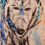 ©Amadea Bailey faces-on-paper-105