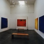 Solo show at the Robert Berman Gallery,   Los Angeles, Ca