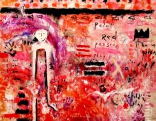 Figurative Expressionism | Child's Play