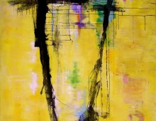 Abstractions | Yellow Abstraction